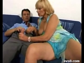 aroused mature mom